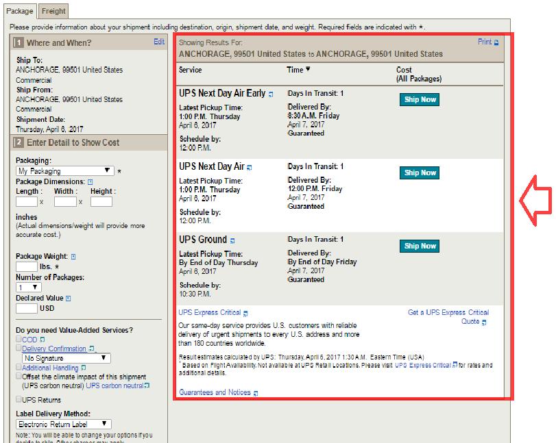 Dhl Pickup Locations >> upstrackingit.com_ups shipping calculator 2 – UPS Tracking – United Parcel Service Tracking