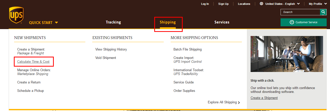 5 Steps To Send And Track Your Package By Ups Freight Ups Tracking