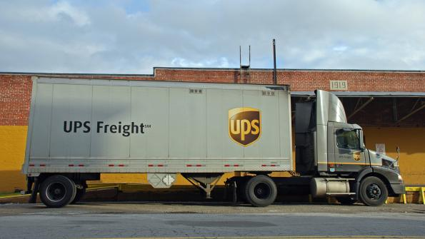 5 steps to send and track your Package by UPS Freight | UPS ...