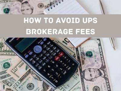 brokerage fees